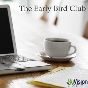 the early bird club