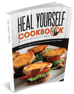 Heal Yourself Cookbook & Diet Guide