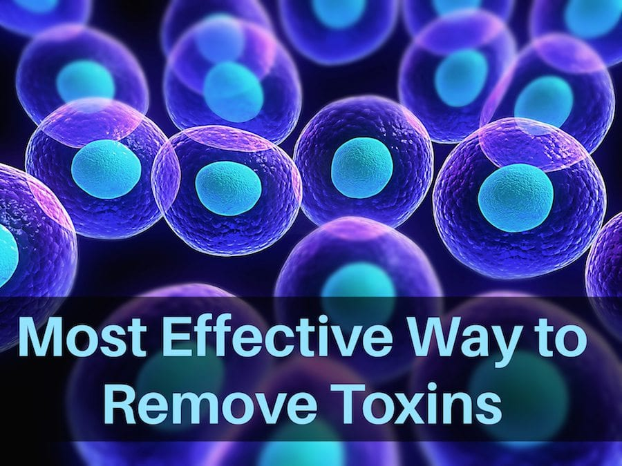 Most Effective Way to Remove Toxins