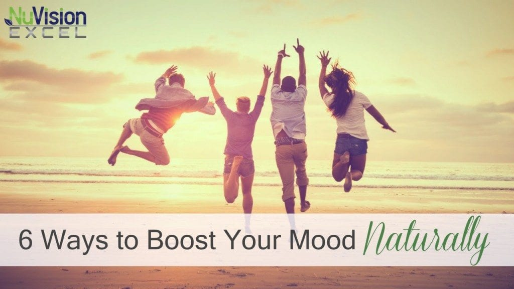 6 ways to naturally boost your mood