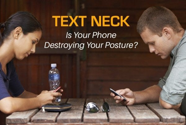 Text Neck: Your Phone is Destroying Your Posture