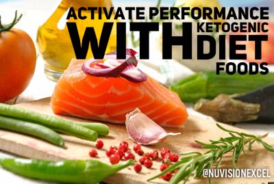 Activate Performance with Ketogenic Diet Foods