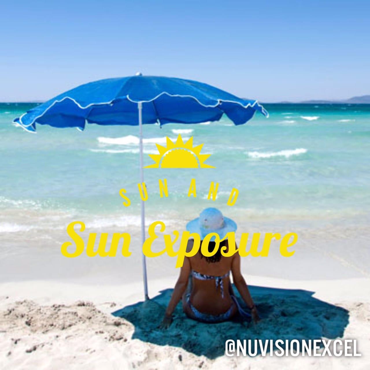 Sun and Sun Exposure