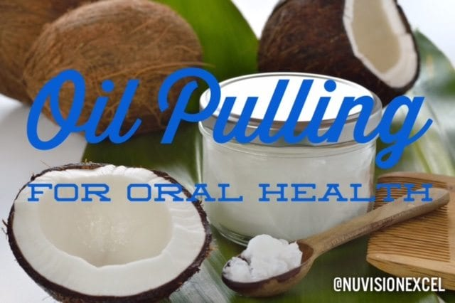 Oil Pulling For Oral Health