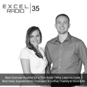 Episode 35 of Excel Radio Podcast