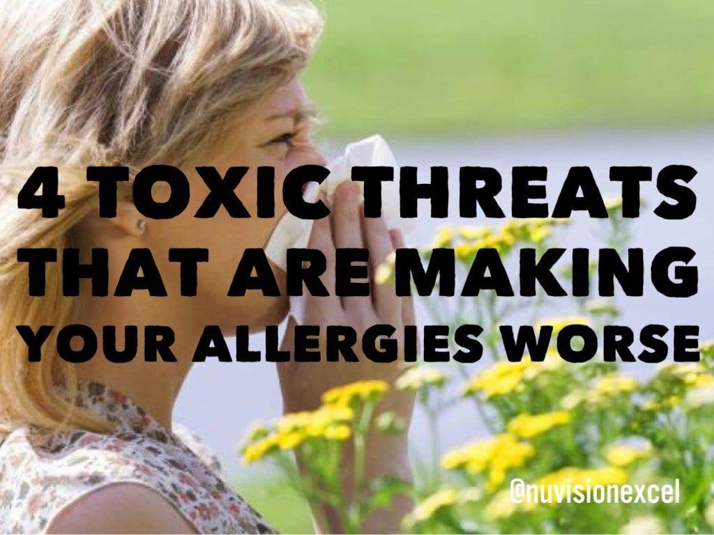 relieve seasonal allergies