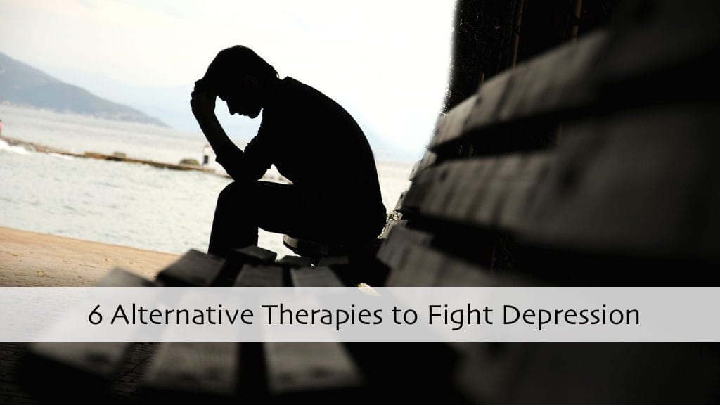 alternative therapies to fight depression