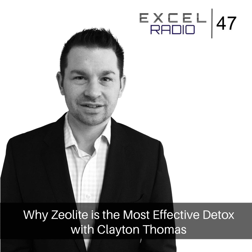 Zeolite is the Most Effective Detox