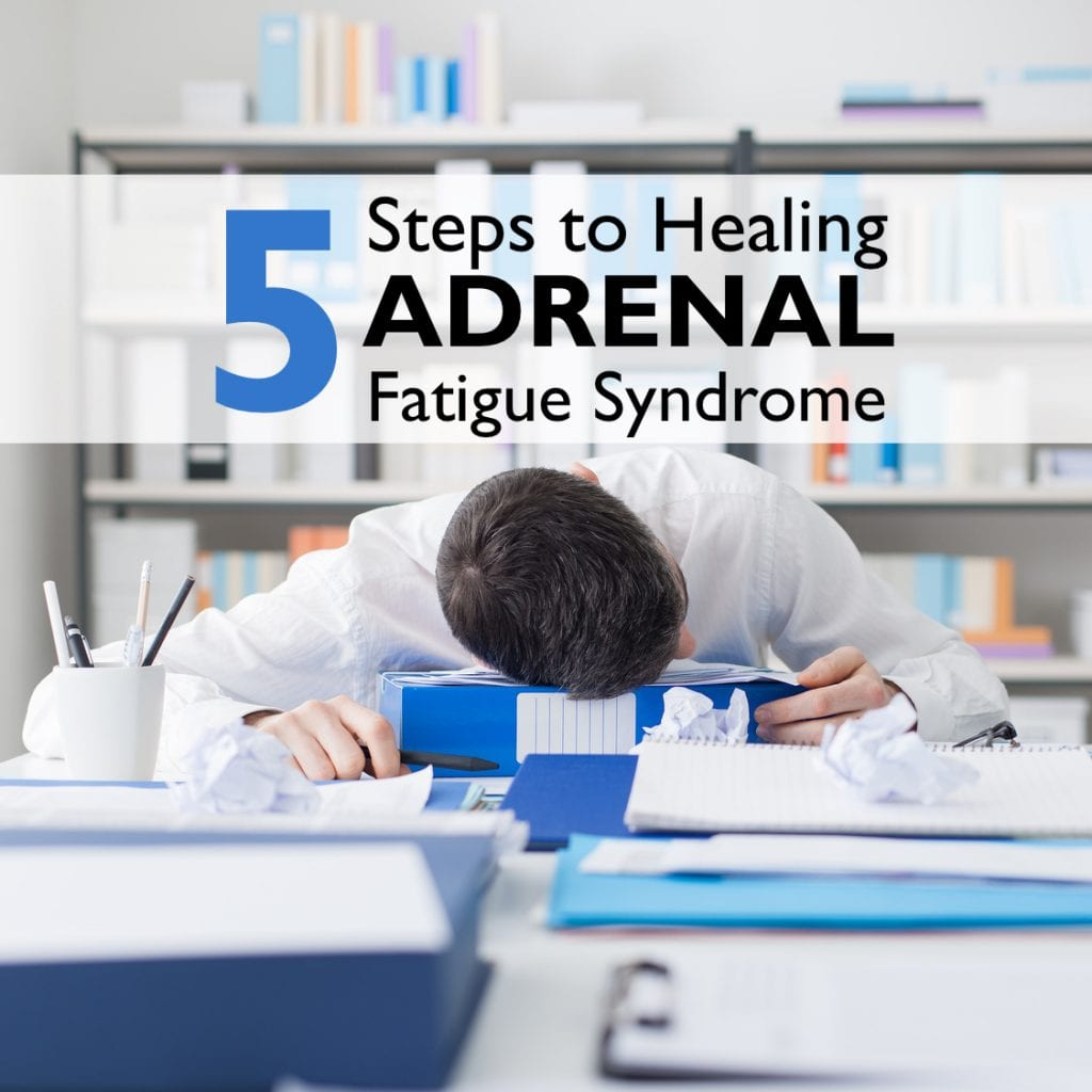 Healing Adrenal Fatigue Syndrome