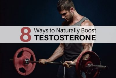 8 Ways to Naturally Boost Testosterone