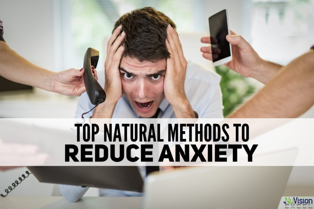 natural methods to reduce anxiety