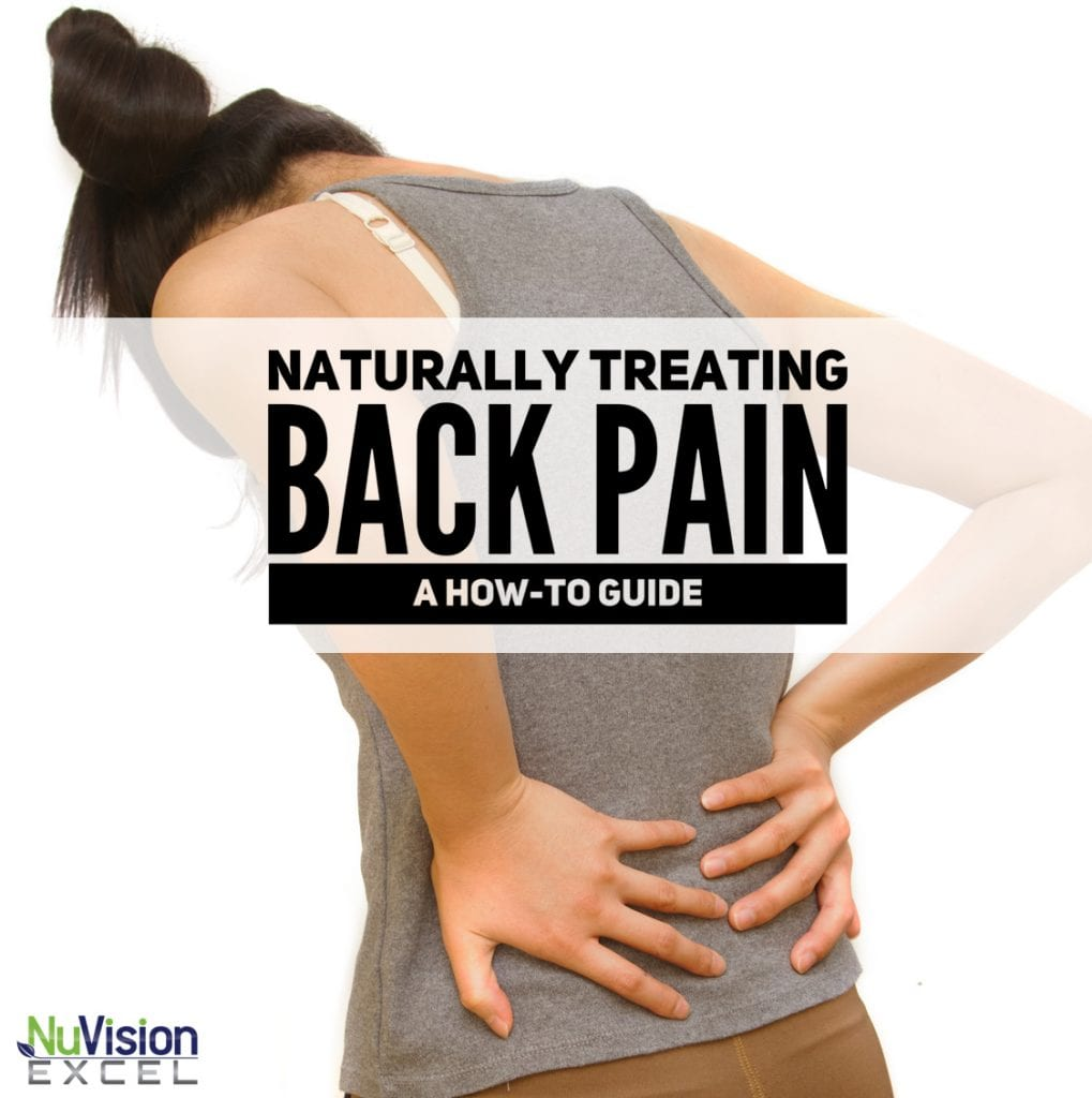 Naturally Treating Back Pain