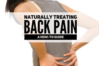 Naturally Treating Back Pain