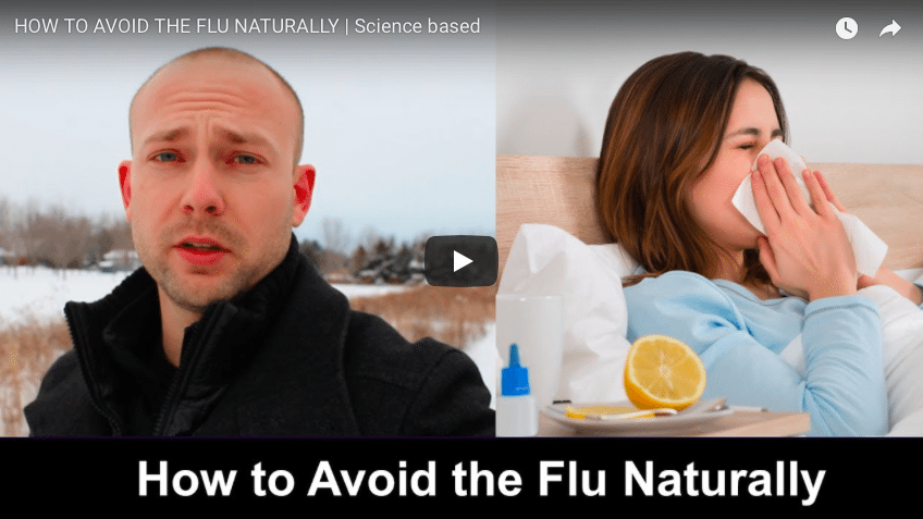 How to Avoid the Flu Naturally