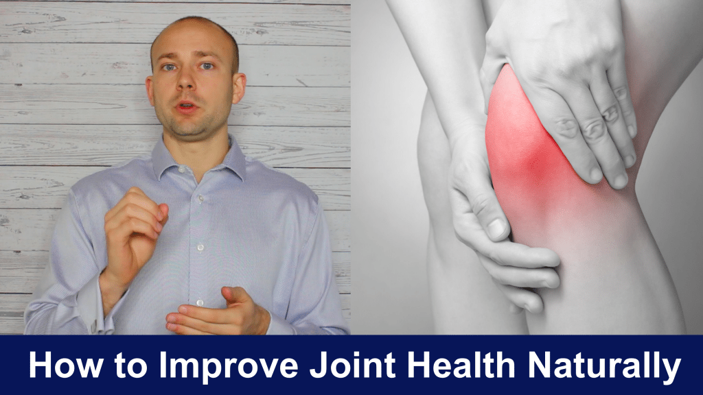 How to Improve Joint Health Naturally