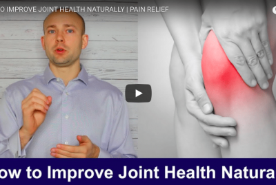 [VIDEO] How to Improve Joint Health Naturally