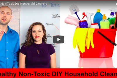 [VIDEO] 10 Toxic Household Products | DIY Non-toxic Cleaners