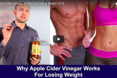 [VIDEO] Why Apple Cider Vinegar Works For Losing Weight