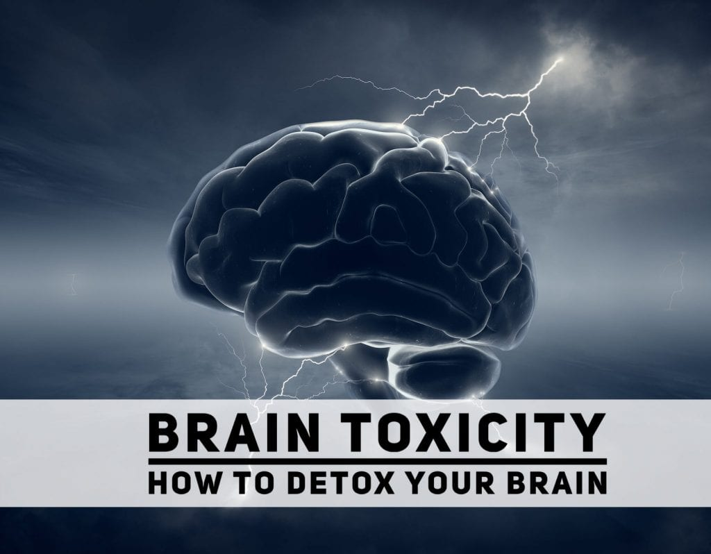 brain toxicity