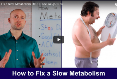 [VIDEO] How to Fix a Slow Metabolism