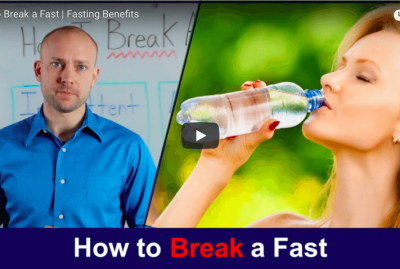 [VIDEO] How to Break a Fast