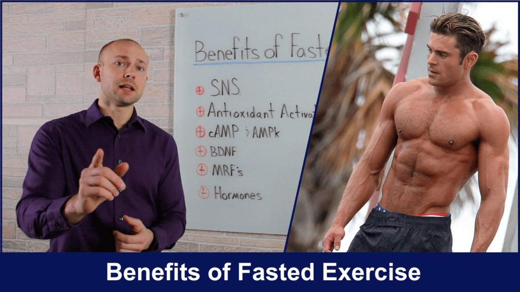 Benefits of Fasted Exercise