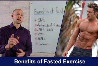 [VIDEO] Benefits of Fasted Exercise | The Secret To A Hollywood Physique