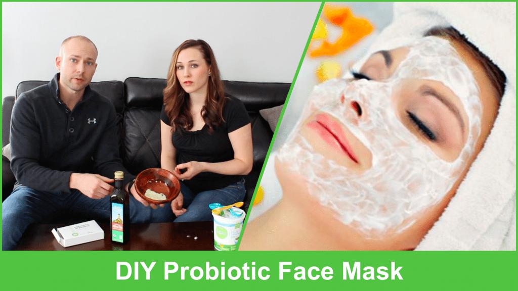 diy probiotic face mask