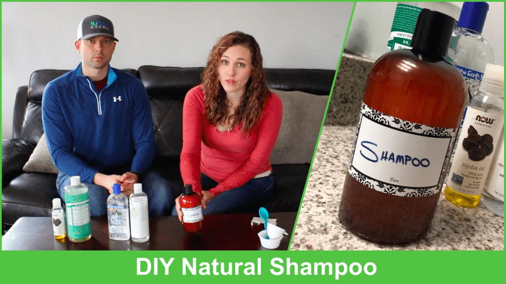 DIY Natural Shampoo