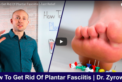 [VIDEO] How To Get Rid Of Plantar Fasciitis