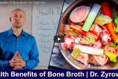 [VIDEO] Health Benefits Of Bone Broth