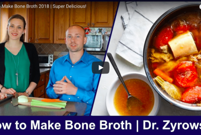 [VIDEO] How To Make Bone Broth 2018