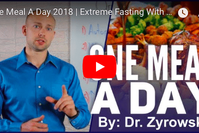 [VIDEO] One Meal A Day | Extreme Fasting with OMAD