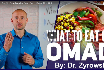 [VIDEO] What To Eat On One Meal A Day