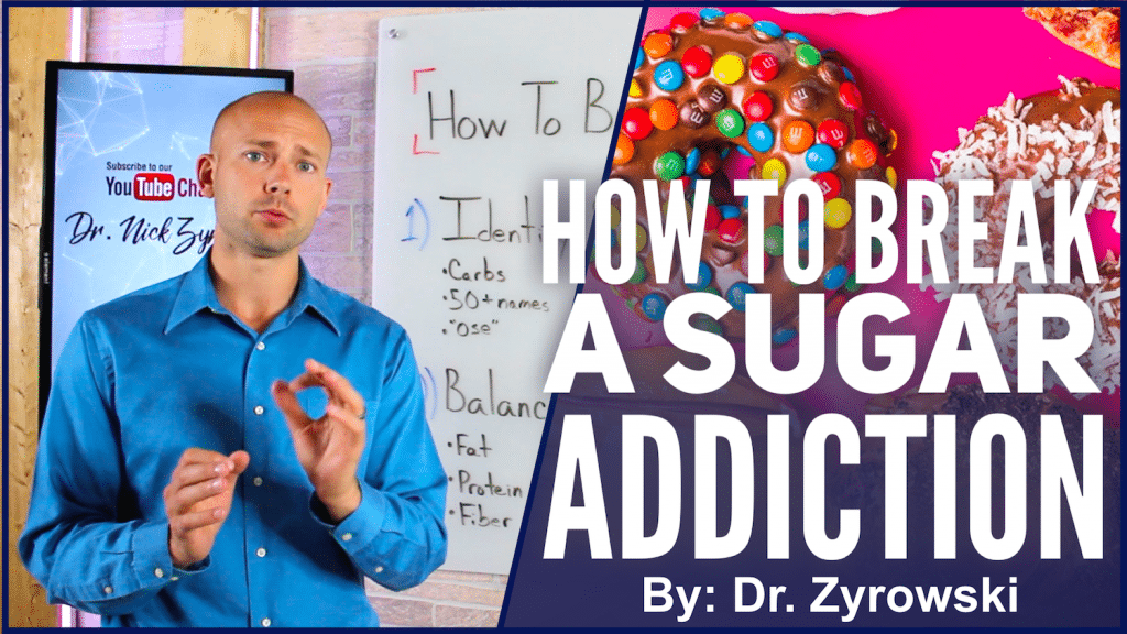 How To Break A Sugar Addiction