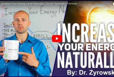 [VIDEO] How To Increase Your Energy Level Naturally