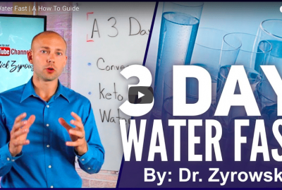 [VIDEO] 3 Day Water Fast | A How To Guide
