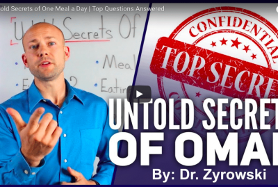 [VIDEO] The Untold Secrets of One Meal a Day