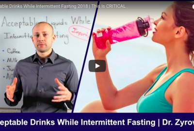 [VIDEO] Acceptable Drinks While Intermittent Fasting