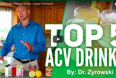 [VIDEO] Top 5 Apple Cider Vinegar Drinks