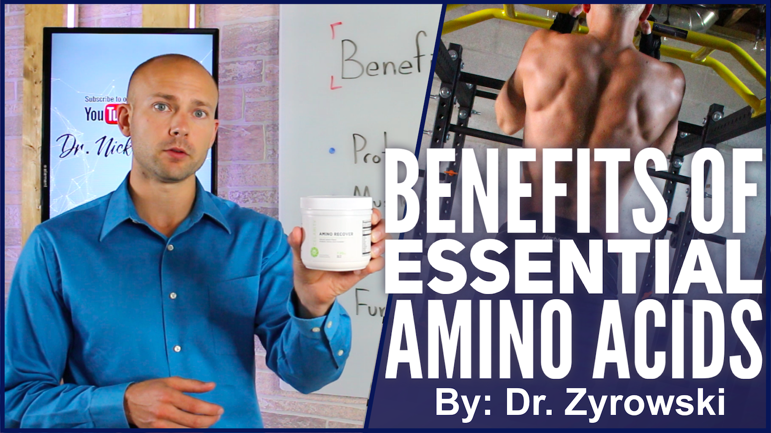 Benefits of Essential Amino Acids