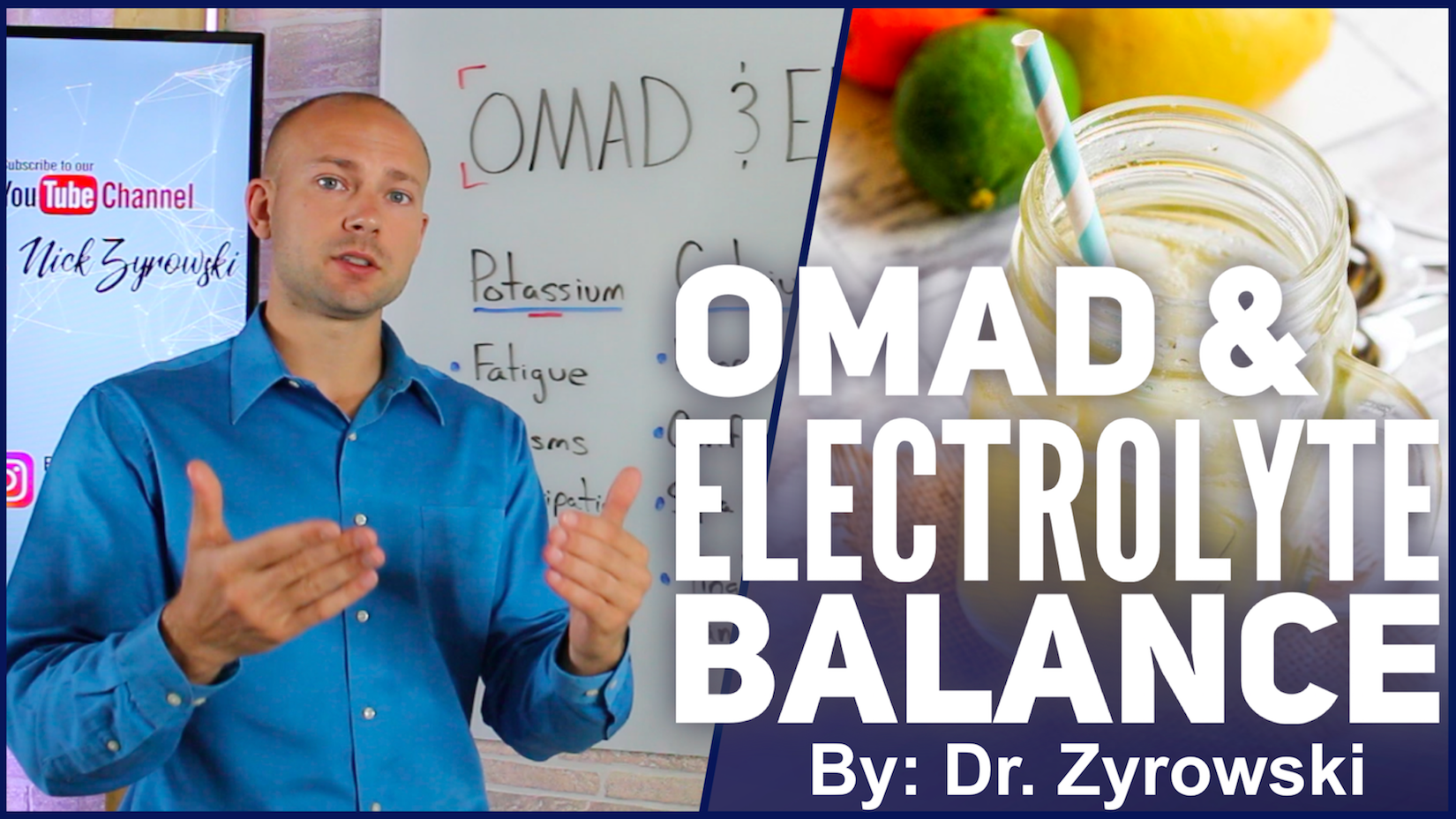 One Meal a Day and Electrolyte Balance