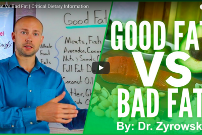 [VIDEO] Good Fat Vs Bad Fat