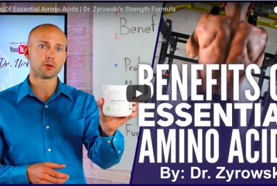 [VIDEO] Benefits of Essential Amino Acids