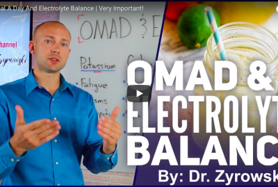 [VIDEO] One Meal a Day and Electrolyte Balance