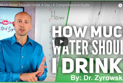 [VIDEO] How Much Water Should I Drink A Day?