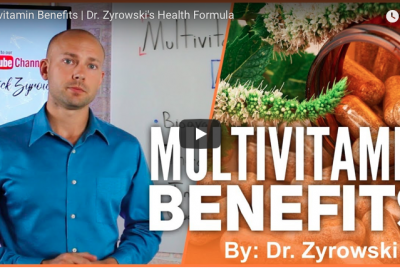 [VIDEO] Multivitamin Benefits