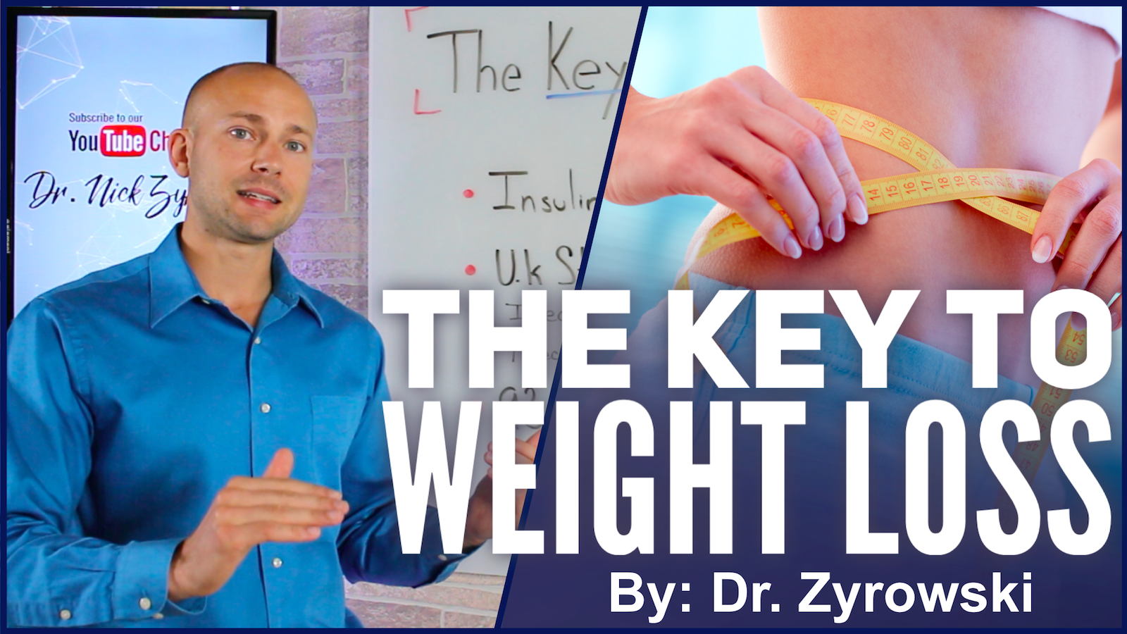 The Key to Weight Loss
