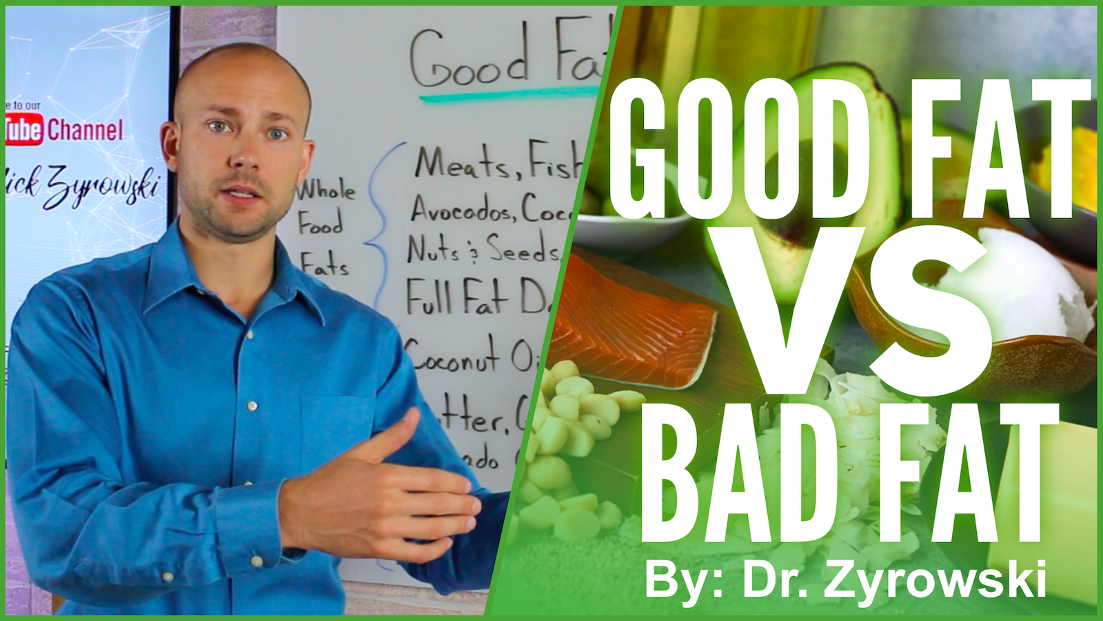 Good Fat Vs Bad Fat