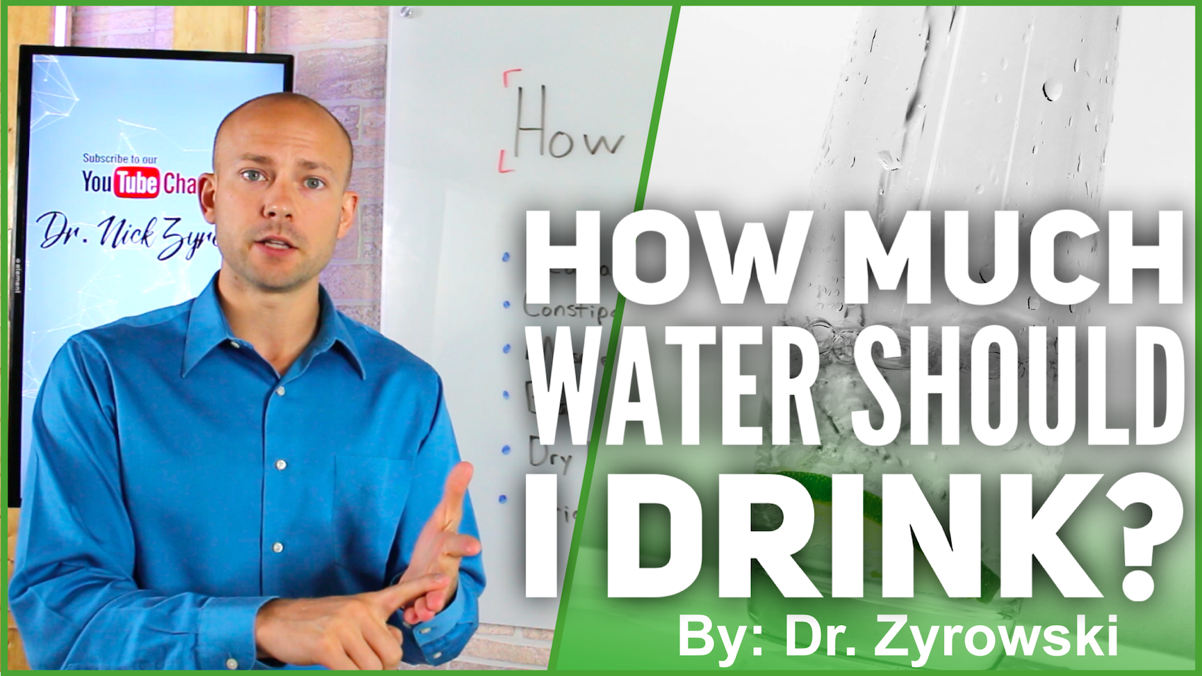 How Much Water Should I Drink A Day